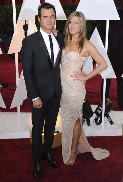 Couverture magazine Jennifer Aniston, Justin Theroux