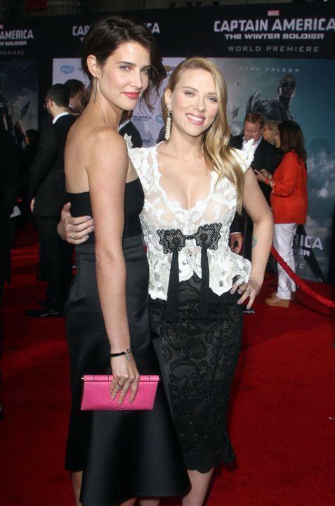 Couverture magazine Cobie Smulders, Scarlett Johansson