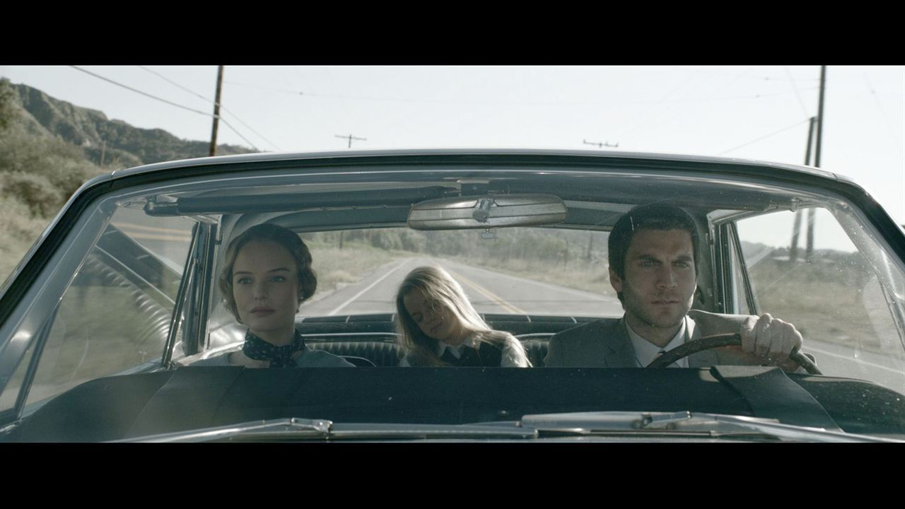 Foto Kate Bosworth, Wes Bentley