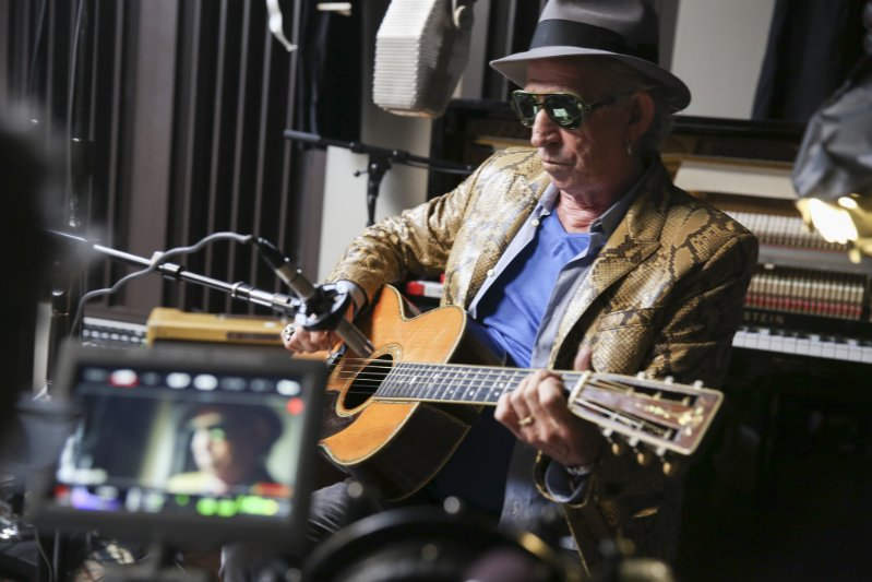 Keith Richards: Under the Influence : Foto Keith Richards