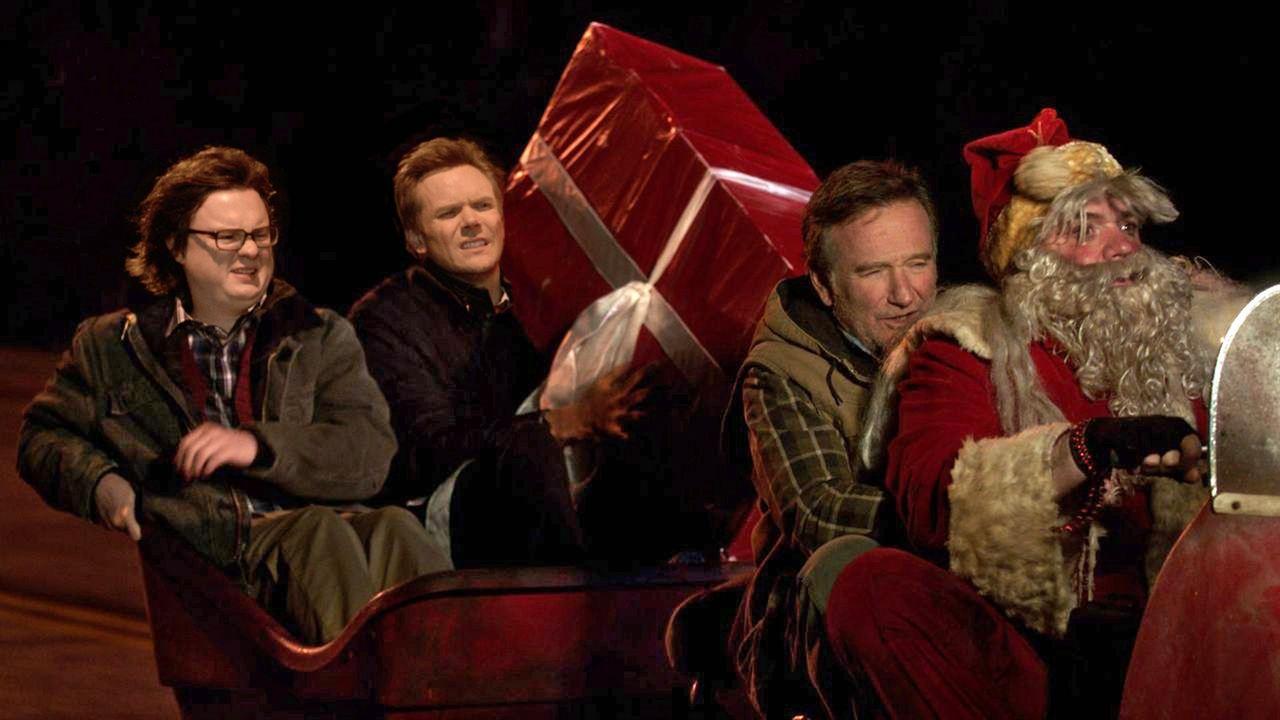 Navidades y otras fiestas a evitar : Foto Clark Duke, Joel McHale, Robin Williams