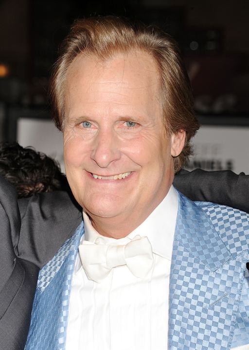 Couverture magazine Jeff Daniels