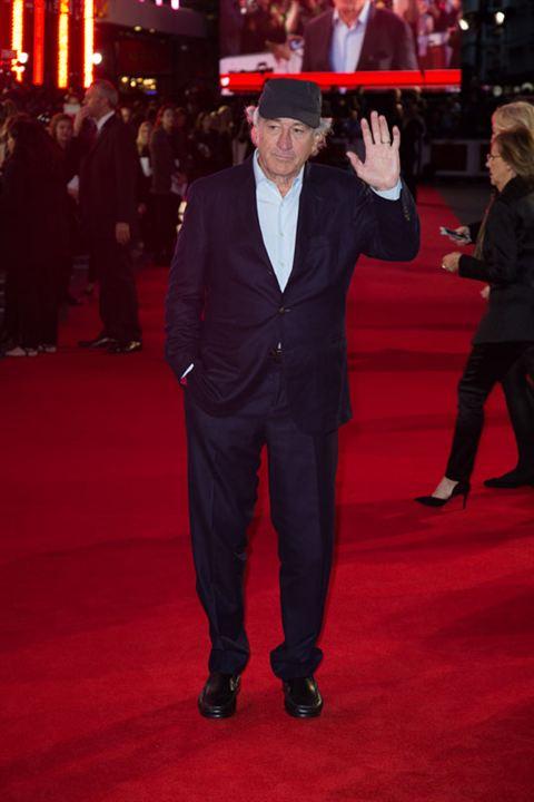 El becario : Couverture magazine Robert De Niro