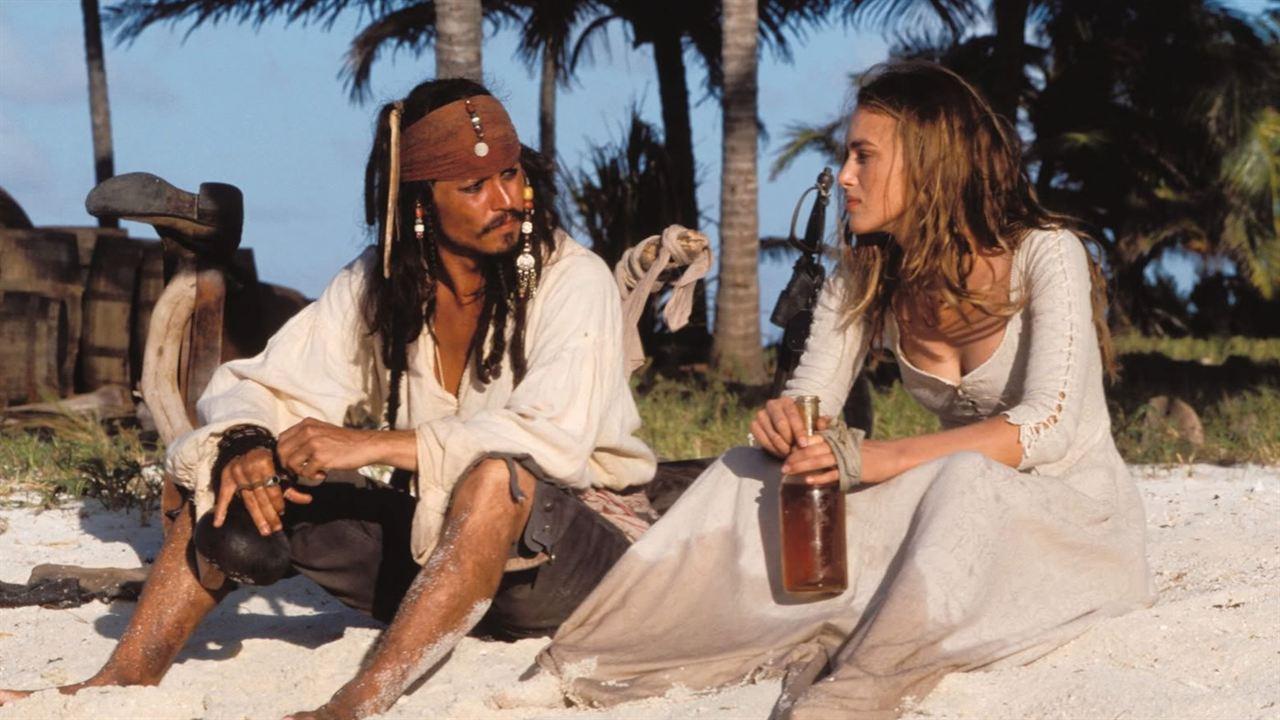 Piratas del Caribe: La maldición de la Perla Negra : Foto