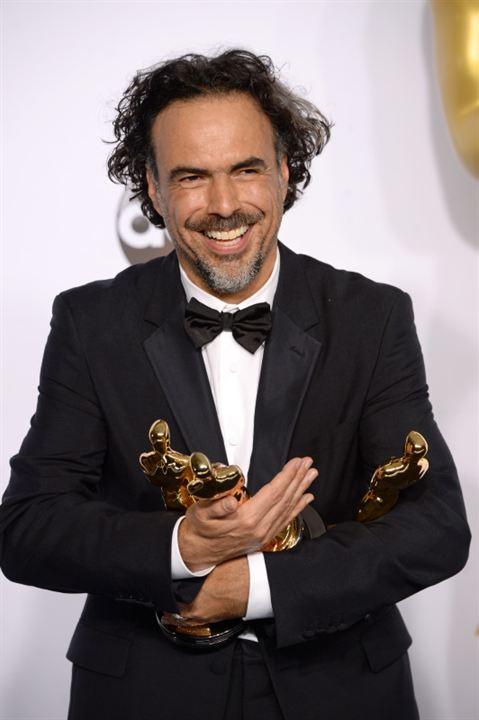 Couverture magazine Alejandro González Iñárritu