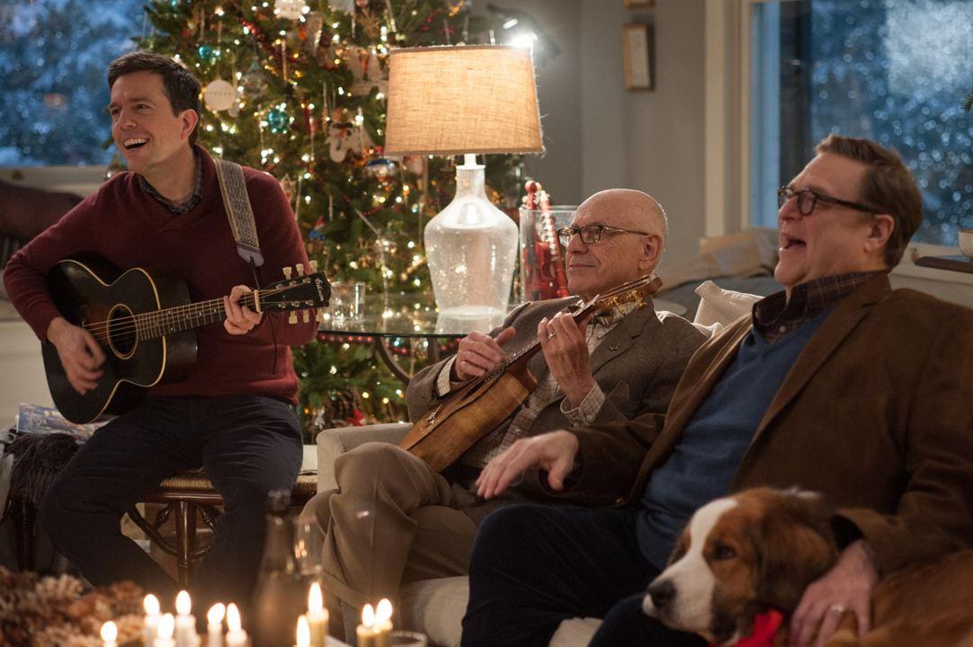Navidades, ¿bien o en familia? : Foto Alan Arkin, Ed Helms, John Goodman