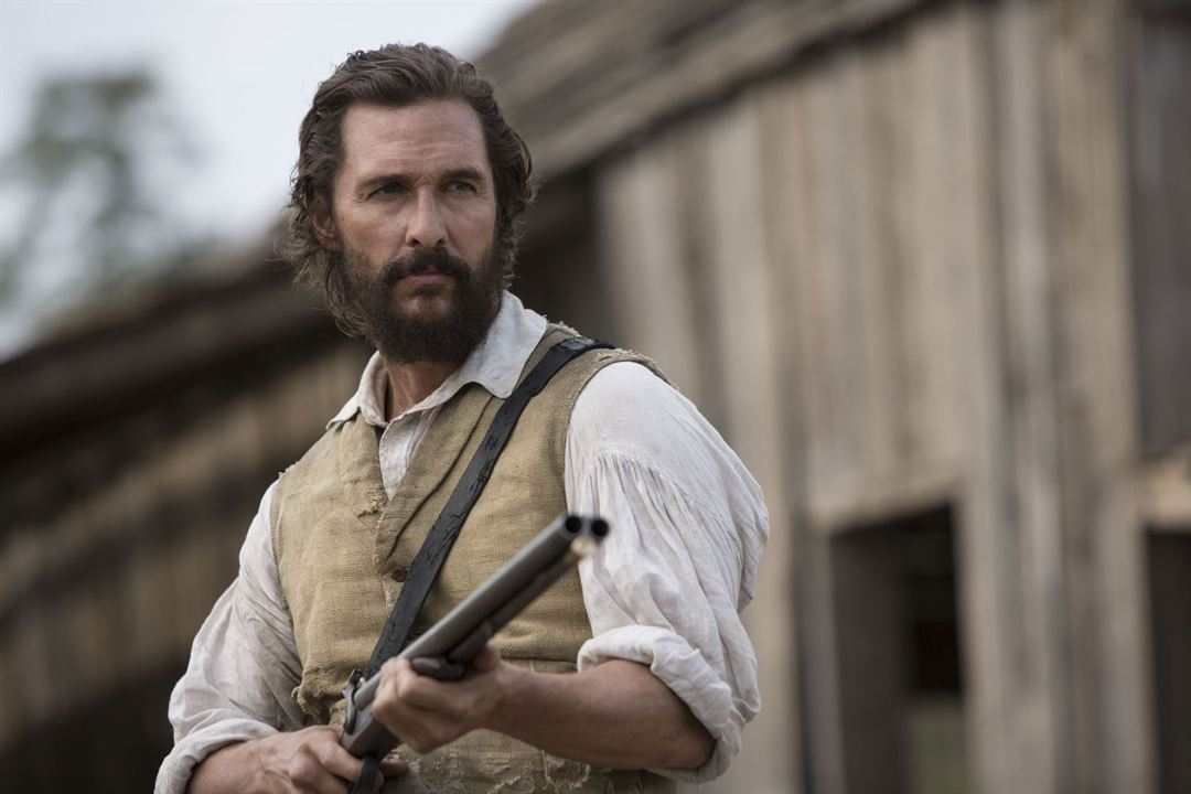 Los hombres libres de Jones : Foto Matthew McConaughey