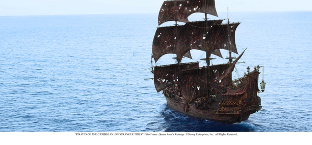 Piratas del Caribe: En mareas misteriosas : Foto