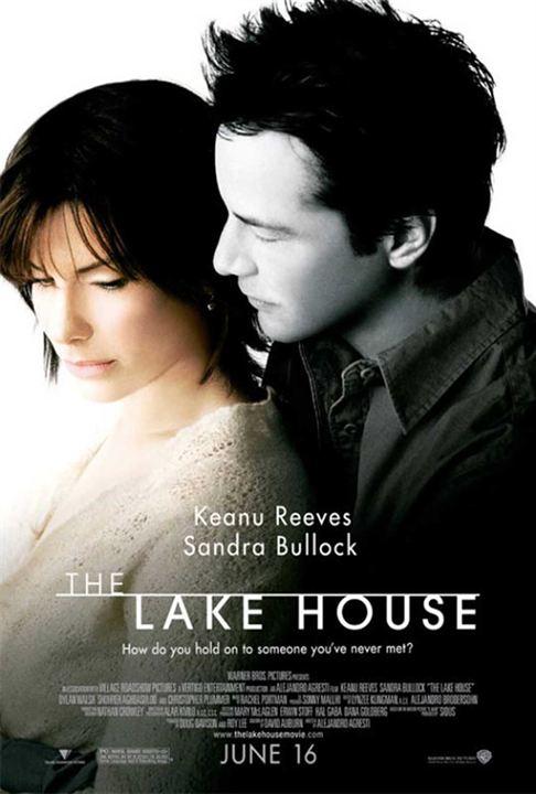 La casa del lago : Cartel
