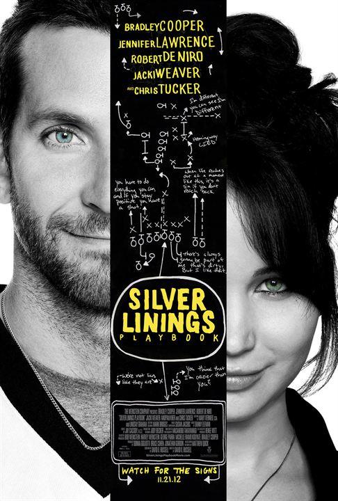 El lado bueno de las cosas (Silver Linings Playbook) : Cartel