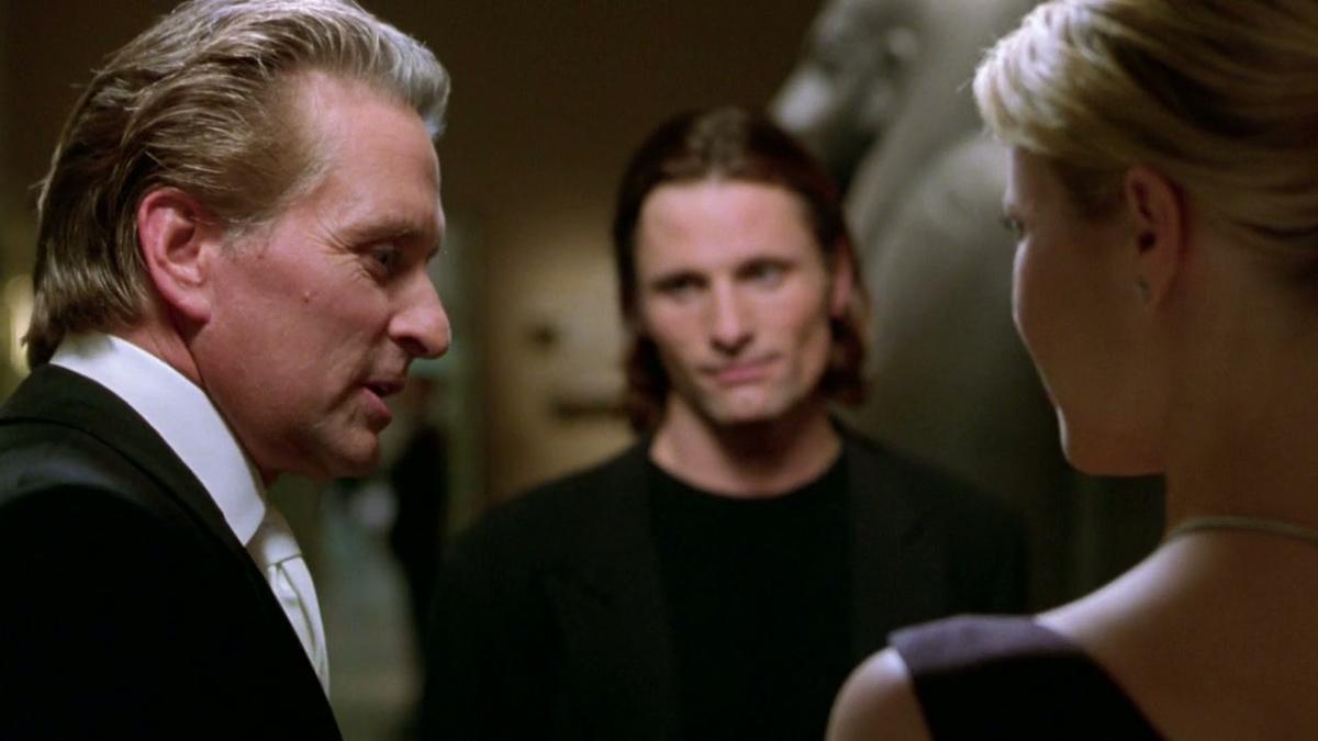 Un crimen perfecto : Foto Gwyneth Paltrow, Michael Douglas, Viggo Mortensen