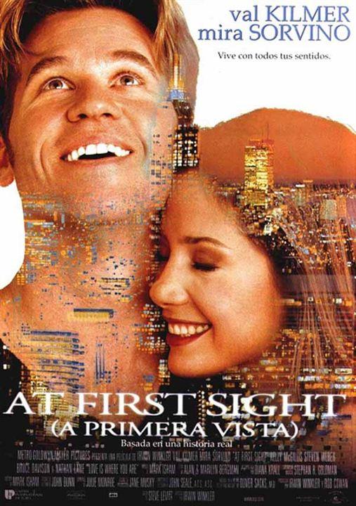 At First Sight (A primera vista) : Cartel