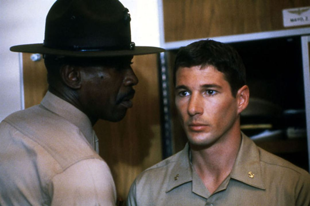 Oficial y caballero : Foto Louis Gossett Jr., Richard Gere