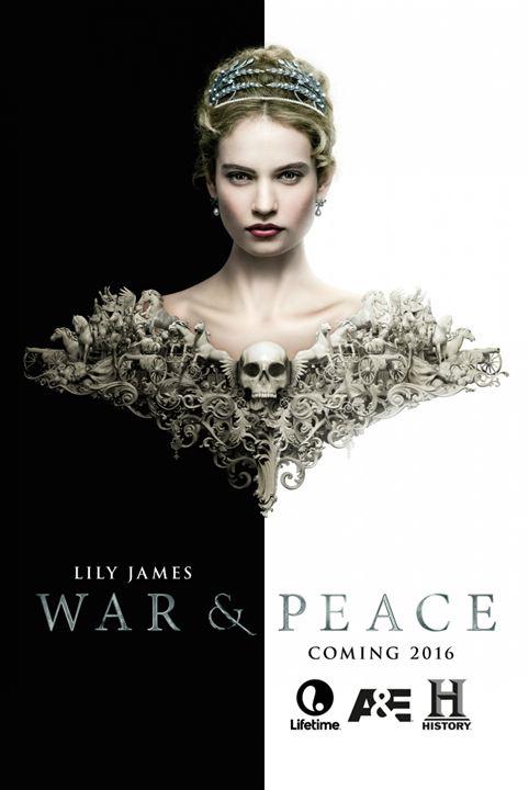Guerra y Paz (2016) : Cartel
