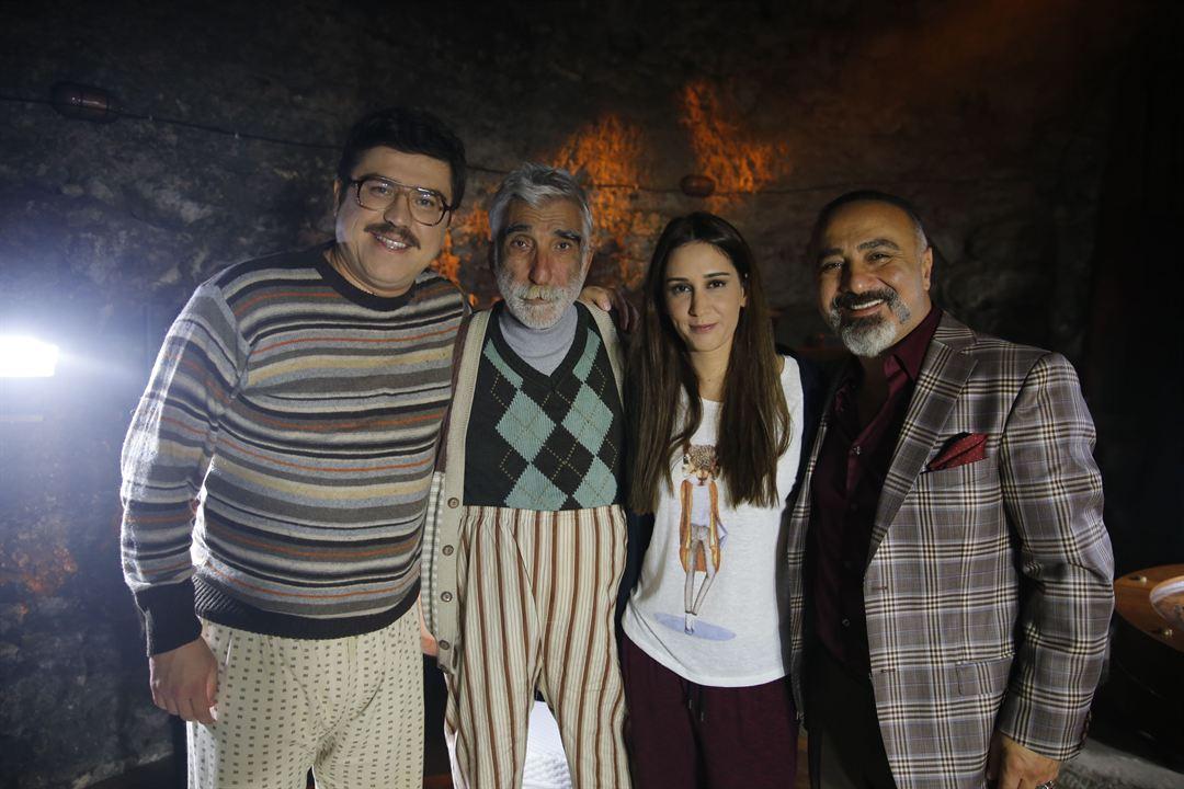 Foto Cengiz Bozkurt, Cezmi Baskin, Ibrahim Büyükak, Zeynep Koçak