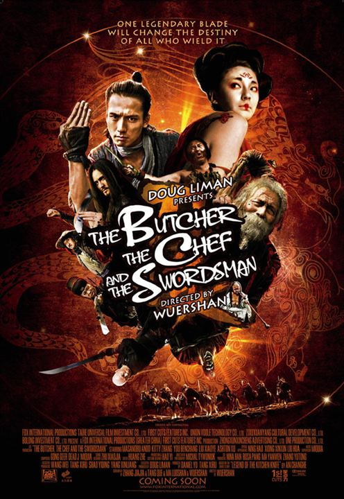 The Butcher, the Chef, and the Swordsman : Cartel