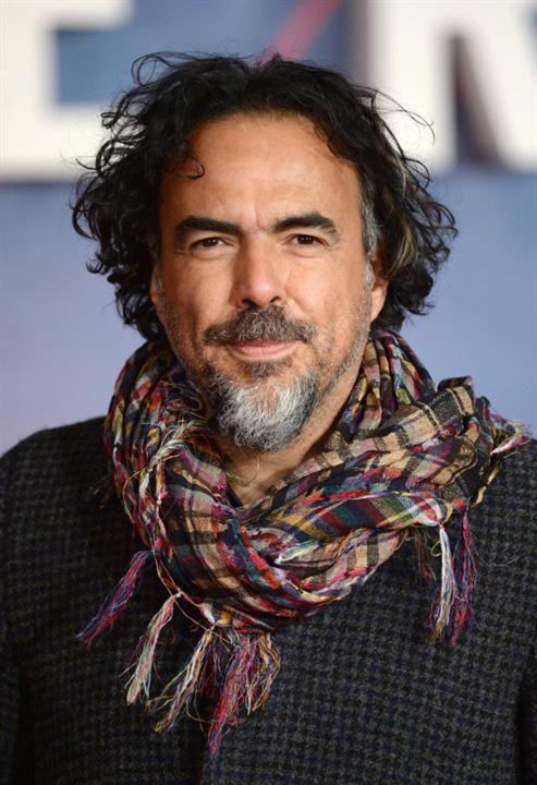 El renacido : Couverture magazine Alejandro González Iñárritu