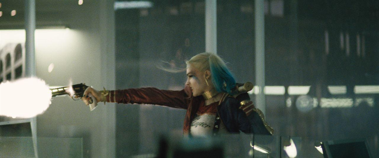 Escuadrón suicida : Foto Margot Robbie