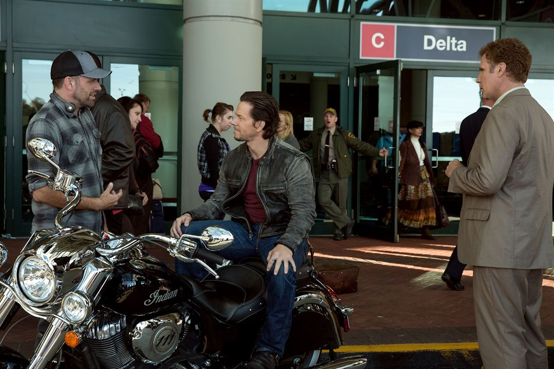 Padres por desigual : Foto Mark Wahlberg, Sean Anders, Will Ferrell