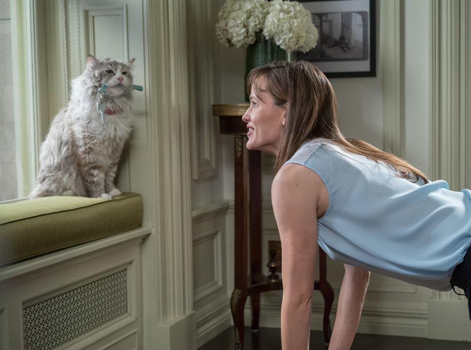 Siete vidas, este gato es un peligro : Foto Jennifer Garner