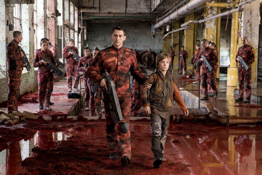 La serie Divergente: Leal : Foto