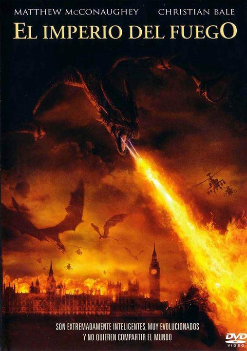 El imperio del fuego : Cartel