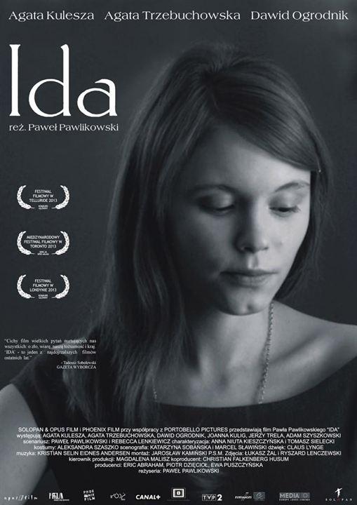 Ida : Cartel