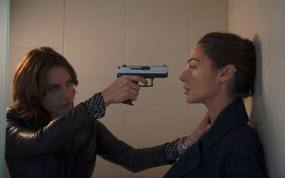 Criminal : Foto Antje Traue, Gal Gadot