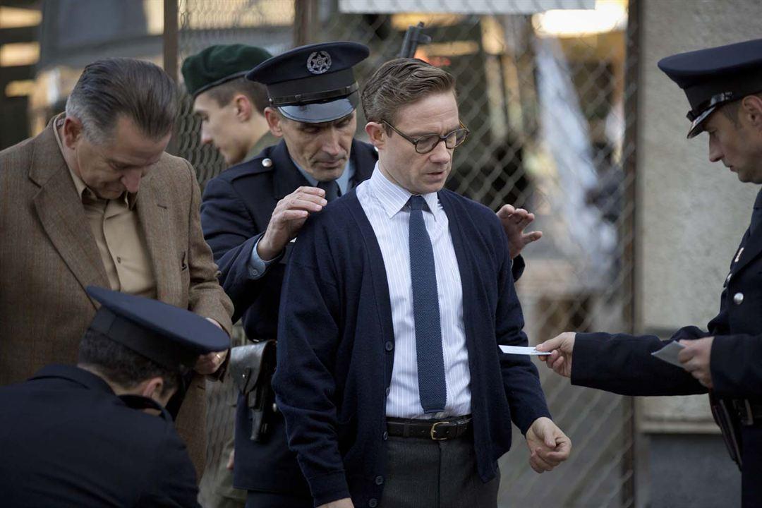 The Eichmann Show : Foto Anthony LaPaglia, Martin Freeman