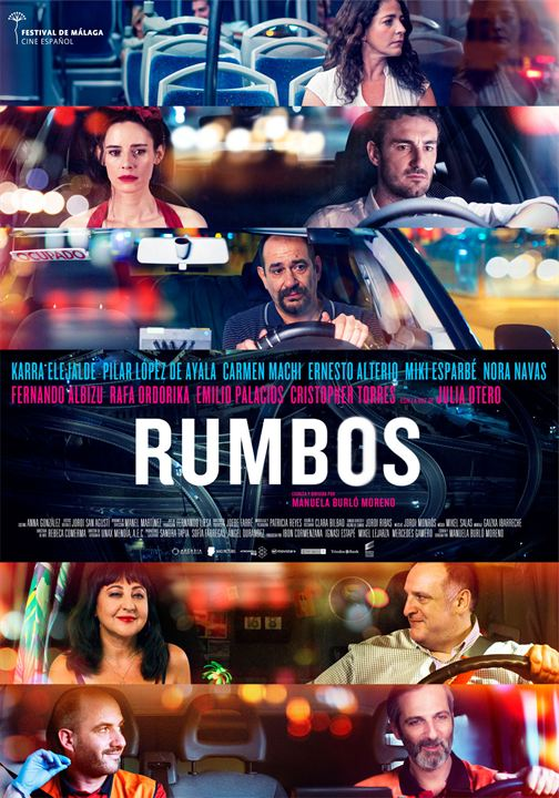 Rumbos : Cartel