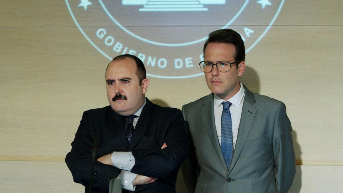 Cuerpo de élite : Foto Carlos Areces, Joaquín Reyes