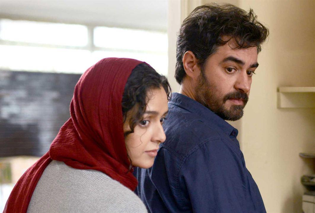 El viajante : Foto Shahab Hosseini, Taraneh Alidoosti