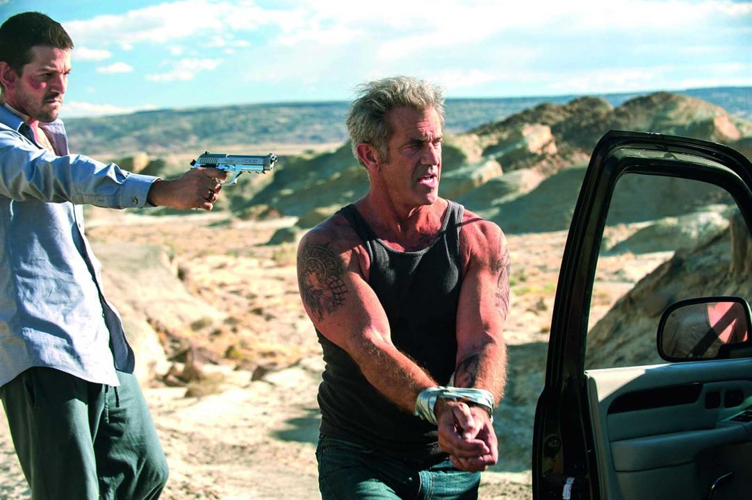 Blood Father : Foto Diego Luna, Mel Gibson