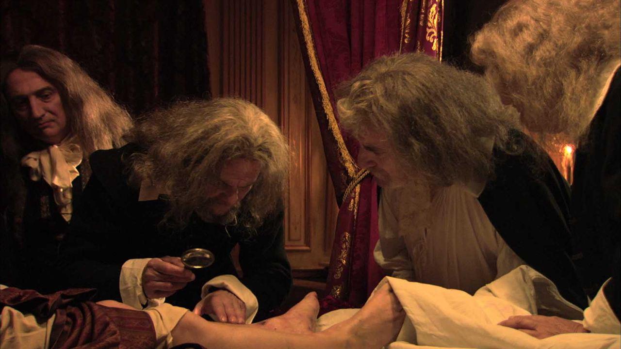 La muerte de Luis XIV : Foto