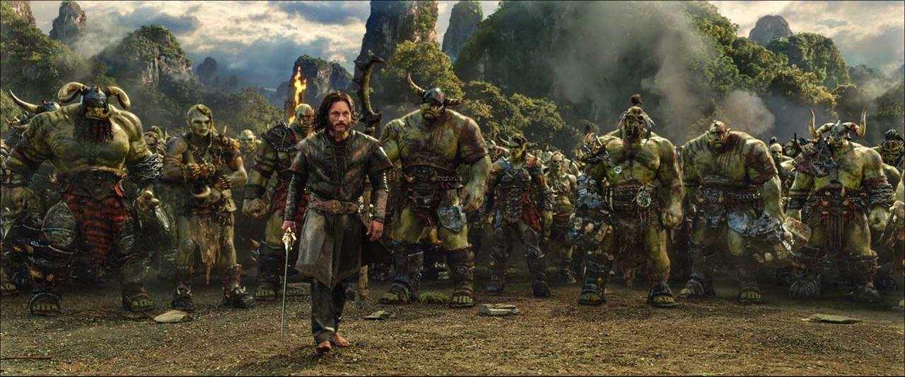 Warcraft: El origen : Foto Travis Fimmel