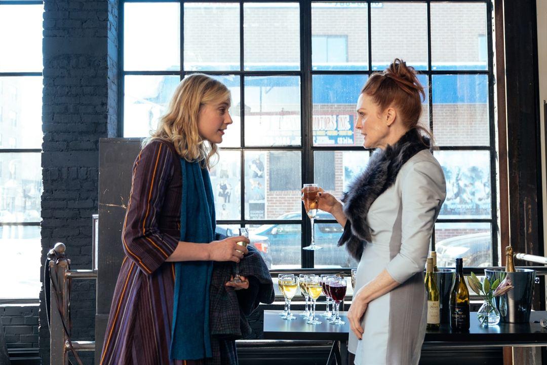 Maggie's Plan : Foto Greta Gerwig, Julianne Moore