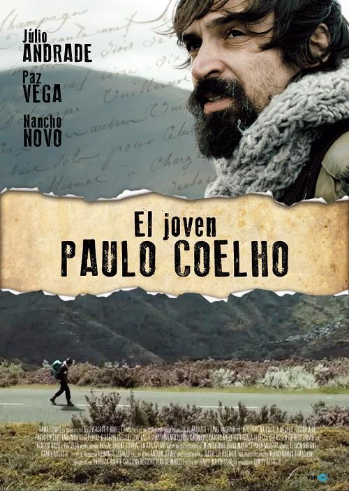 El joven Paulo Coelho : Cartel