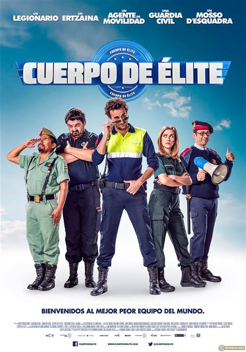 Cuerpo de élite : Cartel