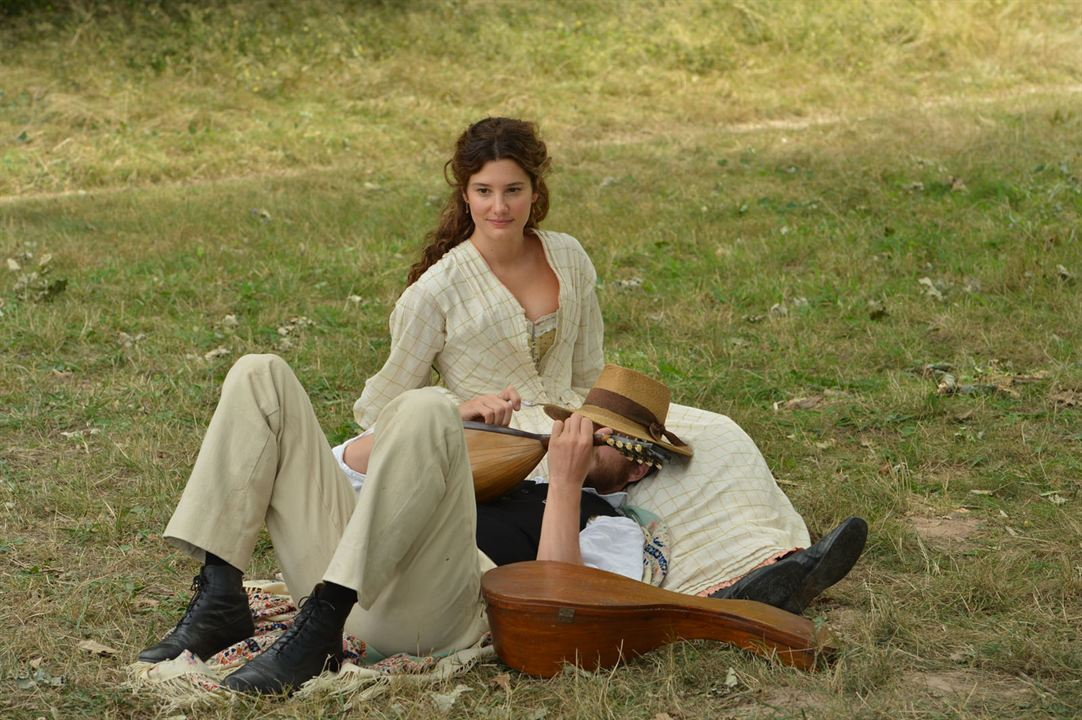 Cézanne y yo : Foto Alice Pol