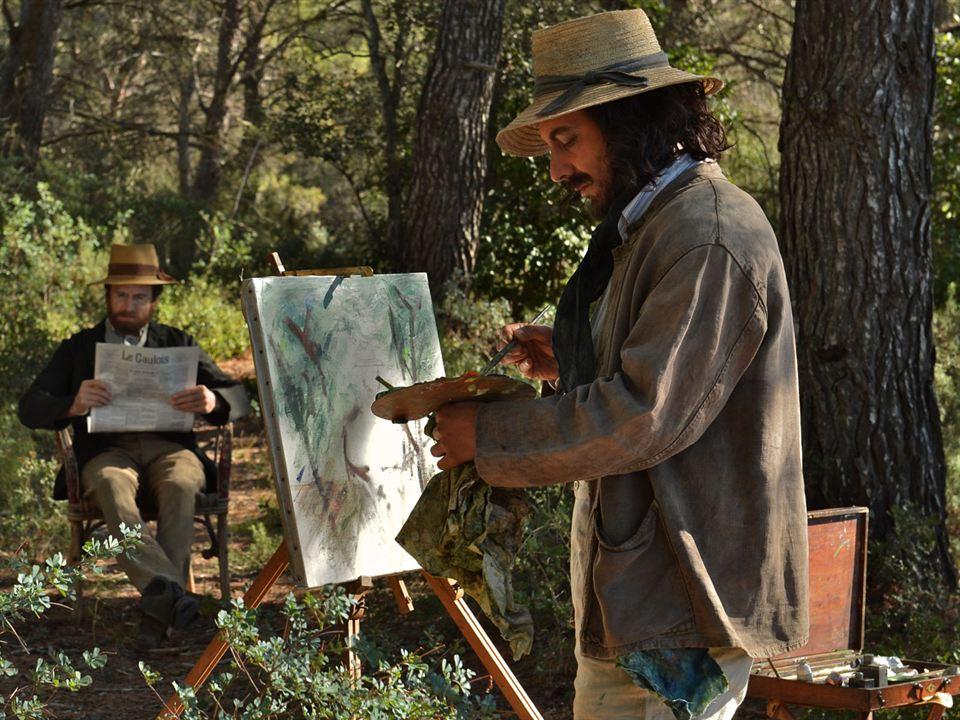 Cézanne y yo : Foto Guillaume Gallienne