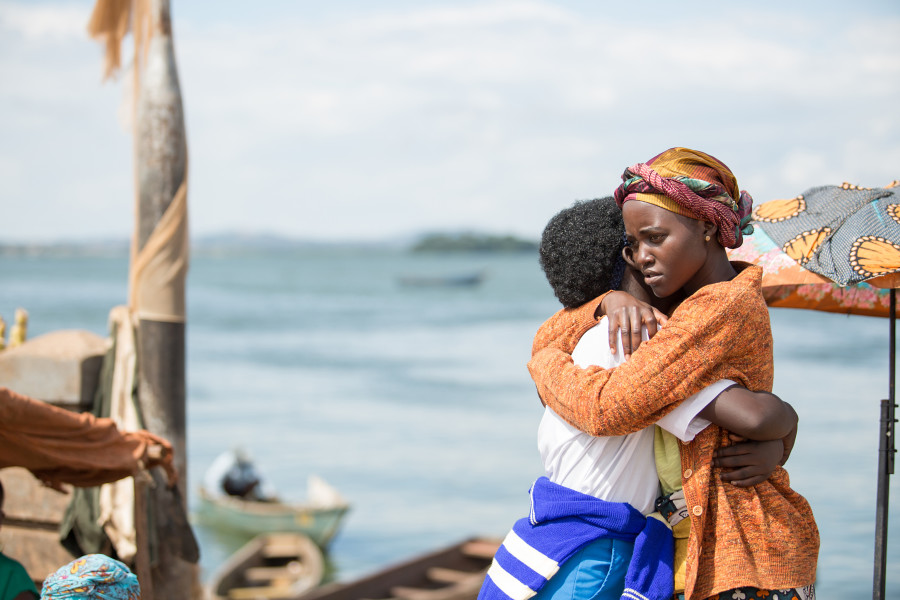 La Reina de Katwe : Foto Lupita Nyong'o
