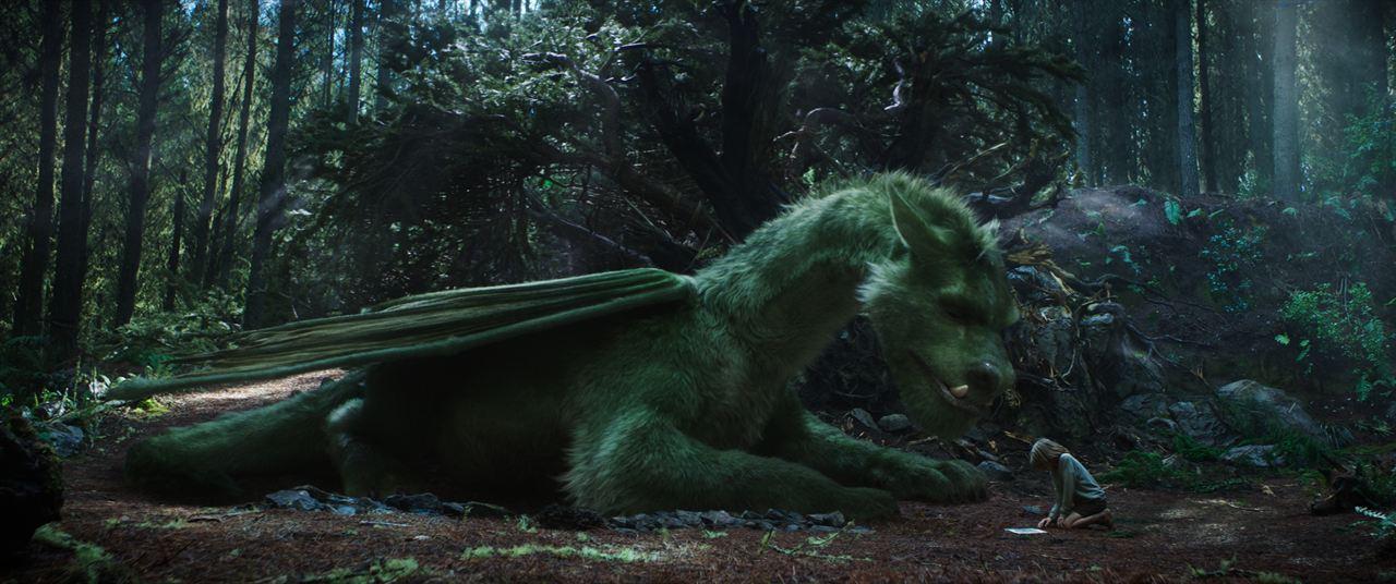 Peter y el dragón : Foto