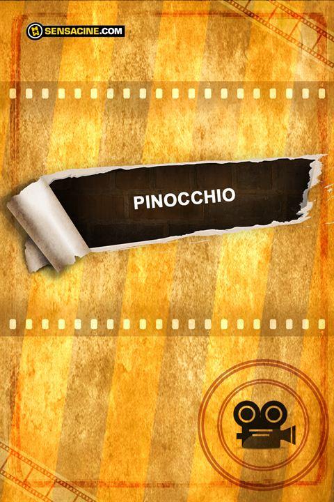 Pinocchio (Warner) : Cartel