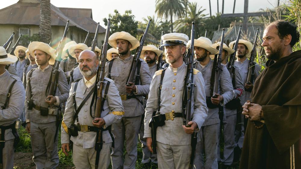 1898: Los últimos de Filipinas : Foto Álvaro Cervantes, Carlos Hipolito, Javier Gutiérrez, Karra Elejalde