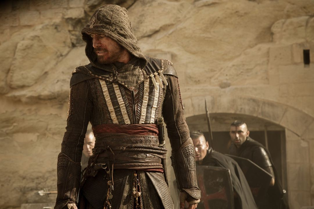 Assassin's Creed : Foto Michael Fassbender