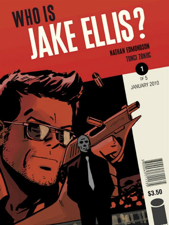 Who Is Jake Ellis? : Cartel