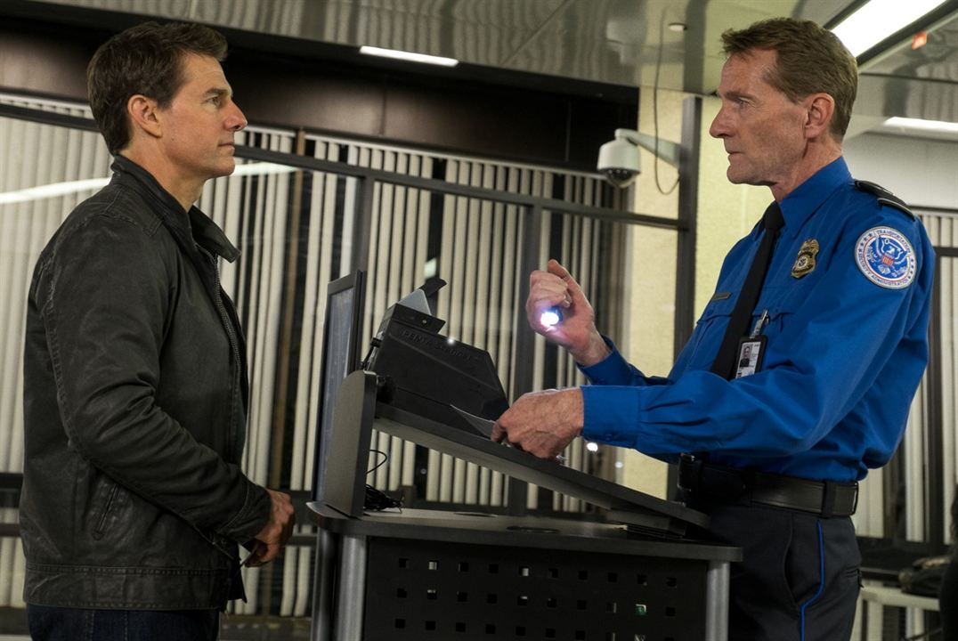 Jack Reacher: Nunca vuelvas atrás : Foto Lee Child, Tom Cruise