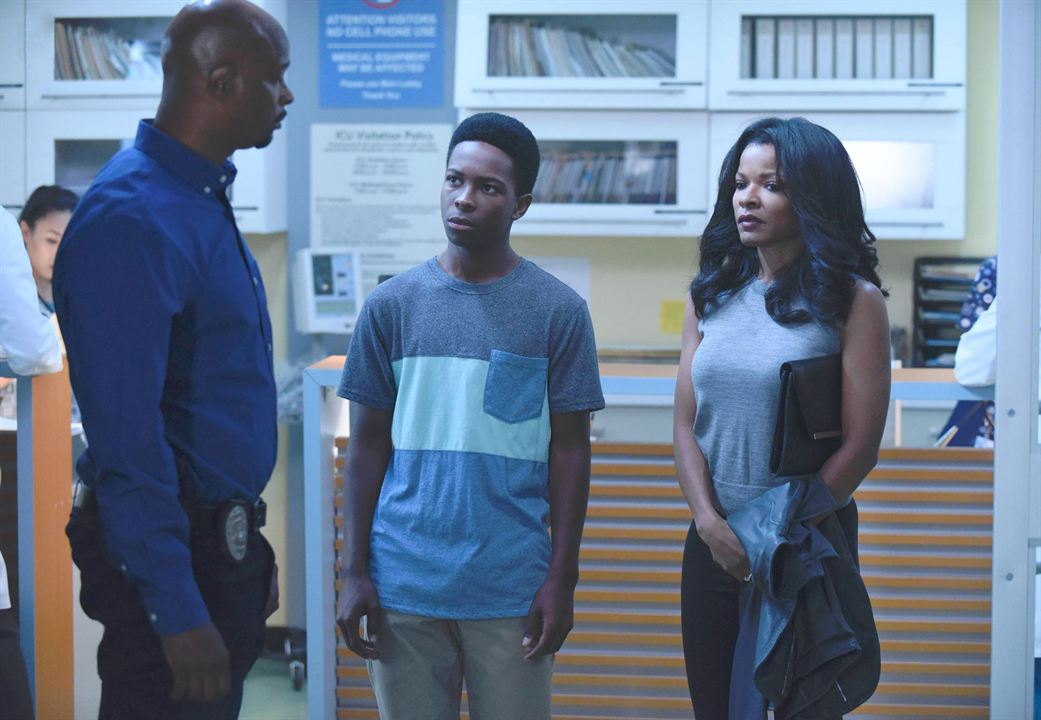 Foto Damon Wayans, Dante Brown, Keesha Sharp
