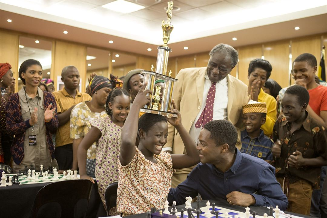 Queen Of Katwe : Foto David Oyelowo, Madina Nalwanga