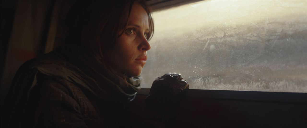 Rogue One: Una historia de Star Wars : Foto Felicity Jones